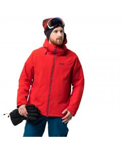 Kurtka EXOLIGHT BASE JACKET MEN fiery red