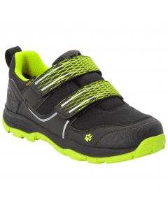 Buty dziecięce MTN ATTACK 3 TEXAPORE LOW VC K black / lime
