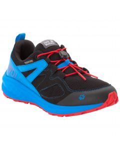 Buty dla dzieci UNLEASH 2 SPEED VENT LOW K black / blue