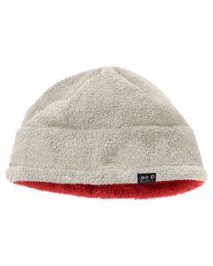 Damska czapka polarowa CHILLY WALK CAP W Dusty Grey