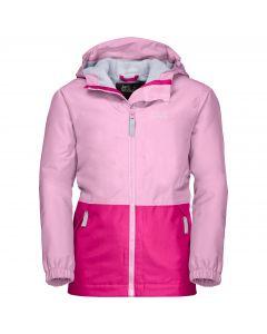 Dziecięca kurtka zimowa SNOWY DAYS JACKET KIDS lilac