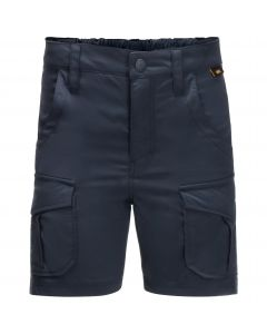 Spodenki dziecięce TREASURE HUNTER SHORTS KIDS night blue