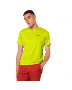 Koszulka męska TECH T M flashing green
