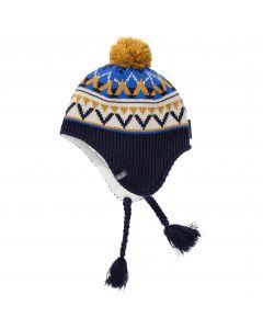 Czapka zimowa dziecięca STORMLOCK HIMALAYA CAP KIDS night blue