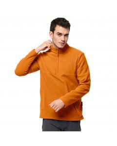 Bluza polarowa męska GECKO M Amber Orange