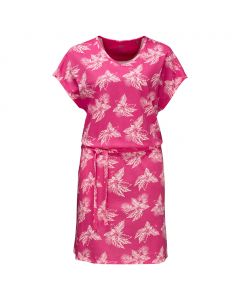 Sukienka TROPICAL DRESS tropic pink all over