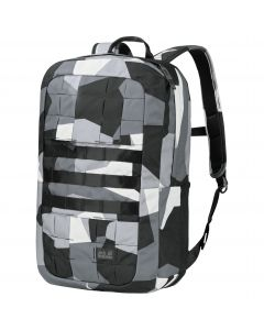 Plecak na laptopa TRT 18 PACK grey geo block
