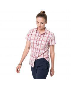 Koszula damska MARONI RIVER SHIRT W blush pink checks