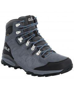 Buty na wędrówki REFUGIO TEXAPORE MID M grey / black
