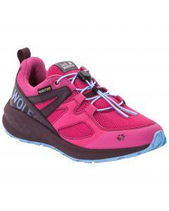 Buty dla dzieci UNLEASH 2 SPEED VENT LOW K pink / burgundy