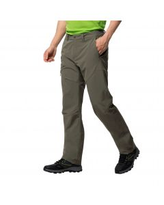 Spodnie softshell męskie CHILLY TRACK XT PANTS MEN Grape Leaf
