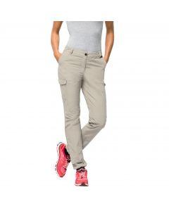 Damskie spodnie trekkingowe LAKESIDE PANTS W dusty grey