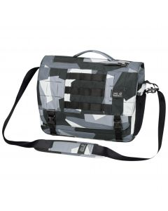 Torba na ramię TRT FIELD BAG grey geo block