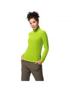 Bluza polarowa damska GECKO WOMEN bright lime
