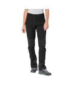 Spodnie EXOLIGHT MOUNTAIN PANTS WMN black