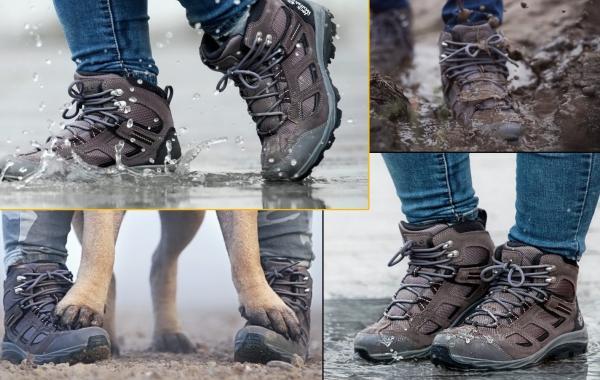 Buty Jack Wolfskin docenione przez miłośników psów! – Recenzja butów turystycznych Vojo 3