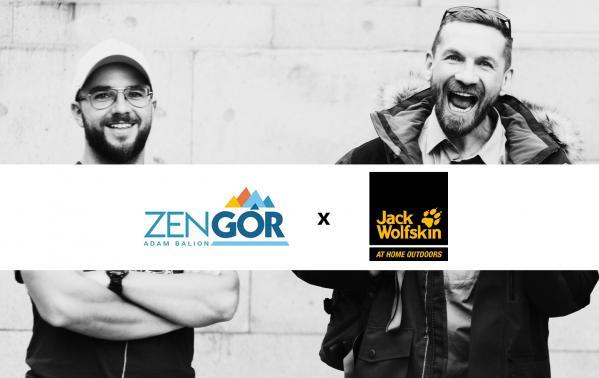 Z luzem i żeby nie było… Jack Wolfskin i Zen Gór zapraszają na serię podcastów. Zaczynamy od Przemka Kossakowskiego!