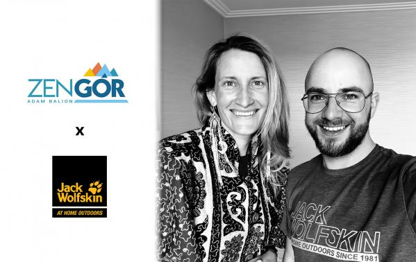 Jack Wolfskin i Zen Gór zapraszają na drugą część podcastu z gościnnym udziałem Renaty Sabeli