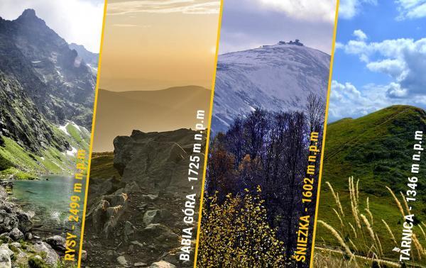 Najwyższe góry w Polsce: Korona Gór Polski – najważniejsze informacje na temat polskich szczytów górskich