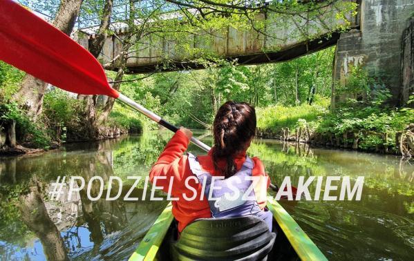 Spływ kajakowy rzeką Radunią – wodny szlak wśród natury